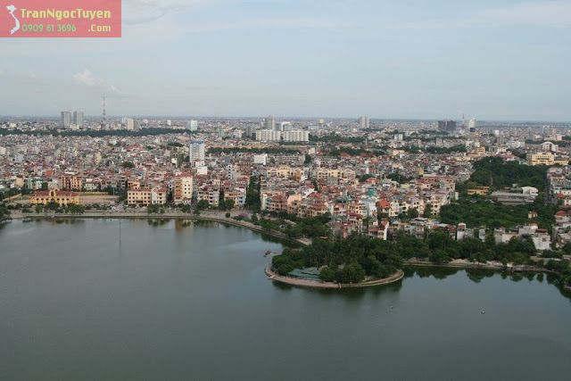 Chung cư 88 Láng hạ view hồ Thành Công