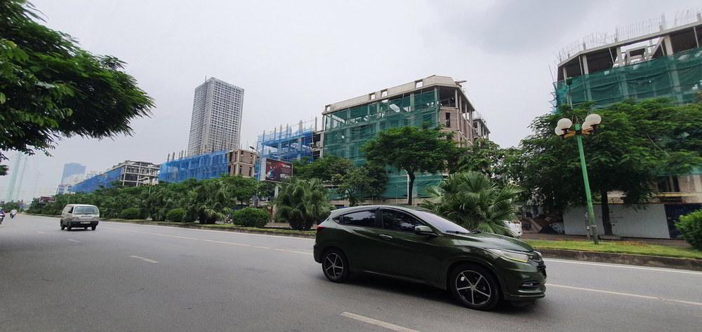 Tiến độ xây dựng Shop house Him Lam Vạn Phúc Luxury Residence