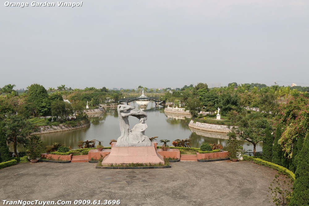 Biệt thự Vườn Cam Vinapol