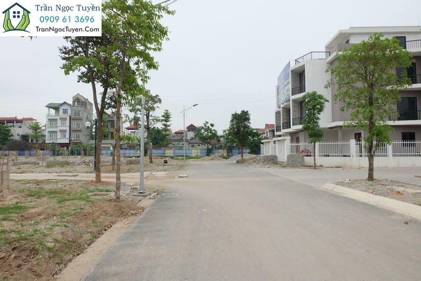 Dự án Nam 32 đường nội bộ