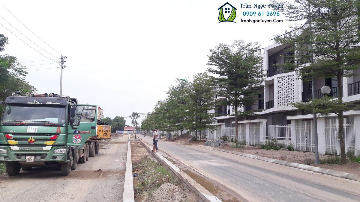 tiến độ dự án nam 32 ngày 09/09/2018