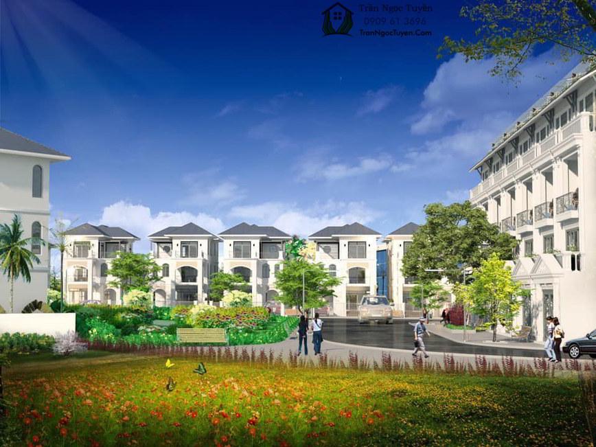 Tiện ích dự án Mỏ Bạch Central Hills Thái Nguyên
