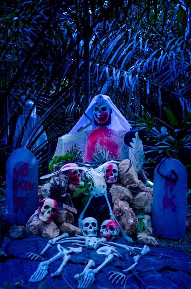 Halloween 2019 tại The Phoenix Garden