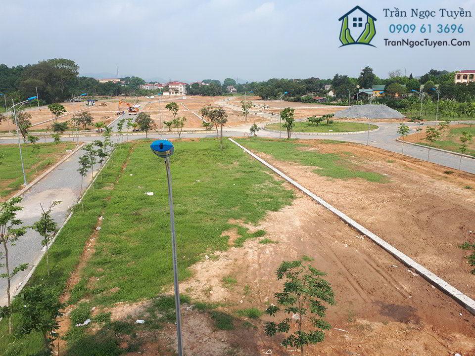 liền kề khu nhà ở Hưng Hóa, Tam Nông, Phú Thọ