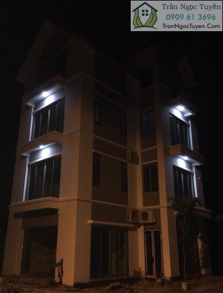 nhà biệt thự tại khu nhà ở Hưng Hóa, Tam Nông Phú Thọ