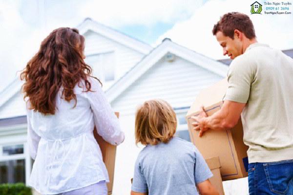 Những lưu ý khi chuyển nhà mới