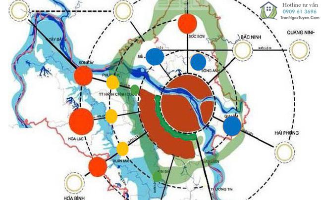 đường vành đai 4, vành đai 5 Hà Nội triển khai thế nào