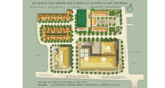 Tiểu đô thị Meco Complex 102 Trường Chinh